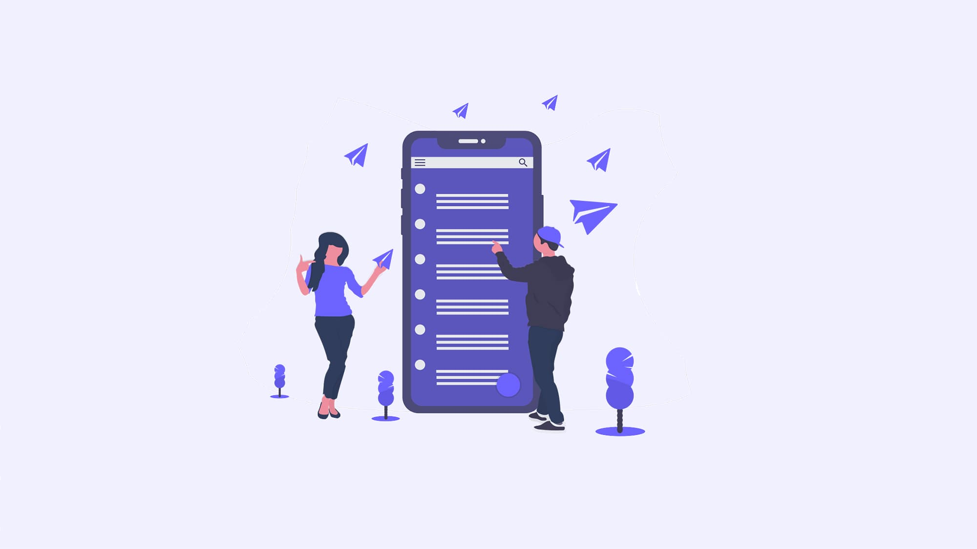 اصول نوشتن پیامک تبلیغاتی